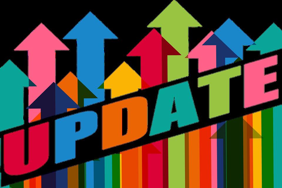 Updates - Mei 2019